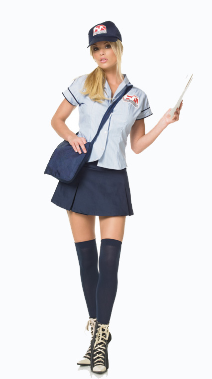 mail delivery girl1